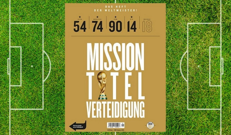 """Mission Titelverteidigung"" – Das ultimative WM-Magazin"